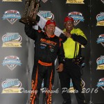 Lasoski Wins Battle with Brown for NSL Win at Knoxville!