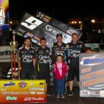 Pittman Sweeps National Sprint League Showdown with World of Outlaws Craftsman Sprint Car Series at Jackson Motorplex