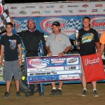 Mike Harrison Notches Win at Belle-Clair