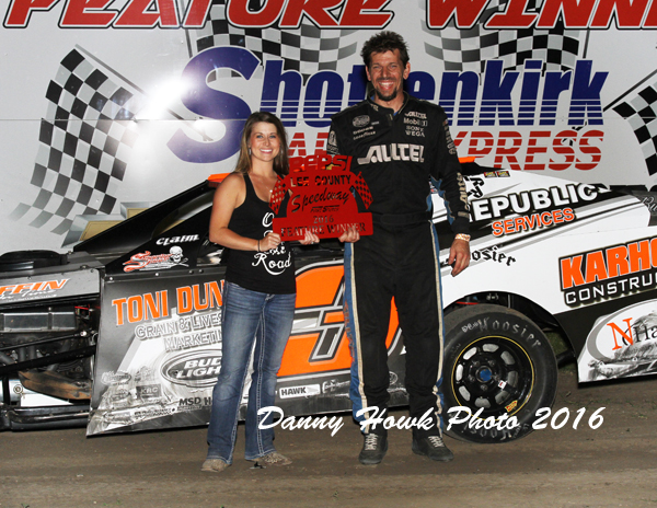 Deery Brothers Iowa City >> Lee County Speedway Results for June 3 : Heartland Motorsports