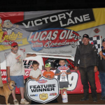Muilenburg takes featured B-Mod win; Fennewald, Brown and Turner also prevail at Lucas Oil Speedway