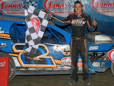Nick Hoffman Makes It a Weekend Sweep at Oakshade
