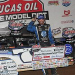 Landers Takes CMH Diamond Nationals at Lucas Oil Speedway