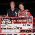 Jon Henry Scores at Oakshade as Bobby Pierce Wins the Championship