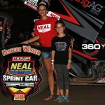 Price-Miller takes night 2 of IL Sprint week