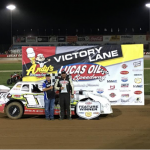 Derek Brown earns 9th Street Stock win of season; Wolff, Methvin and Sheets also win at Lucas Oil Speedway