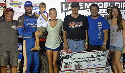 Davenport claims first career Silver Dollar Nationals victory