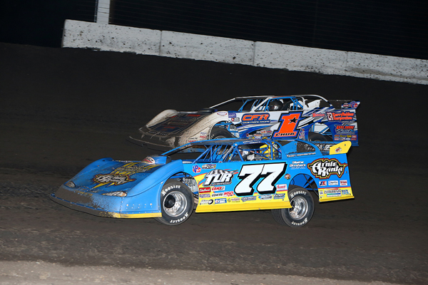 Deery Brothers Iowa City >> Clanton Clobbers Field for Fifth Win : Heartland Motorsports