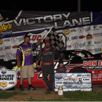 Phillips breaks drought at McCool Junction