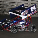 Rico Abreu Parks it for B.C. on Friday Night at Knoxville!