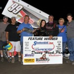 John Schulz Tops Tough Field in Donnellson with Sprint Invaders!