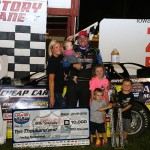 Simpson strongest at Farley