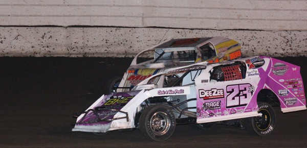 Hanford, Hughes, Van Der Wal, and Taft Score Wins on Final Night of Racing at the Eldon Raceway