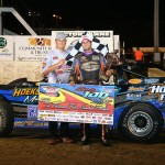 Holladay wins first Deery Series feature, Bruening clinches tour crown at West Liberty