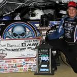Scott Bloomquist Bags Jackson 100 at Brownstown