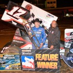 Golobic Captures National Sprint League's Queen's Royale With Last-Lap Pass at St. Francois County Raceway