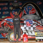 Matt Cooper topped the 2016 Gateway Dirt Nationals