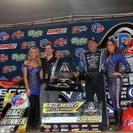 Scott Bloomquist pulls put a win at 2016 Gateway Dirt Nationals