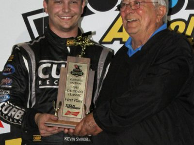 STATEMENT ON DEATH OF FORMER KNOXVILLE RACEWAY  DIRECTOR OF RACING RALPH CAPITANI