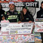 Richards Best in Steel Valley 50 at Sharon Speedway