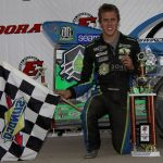Jacob Hawkins Scores Modified Victory and Rob Trent Tops Wild Stock Feature
