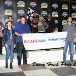 Brian Brown, From the Hospital to Victory Lane at Knoxville!