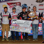 Pearson Powers to Cowboy Classic Victory
