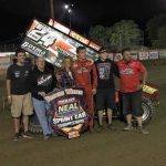 Quincy Raceways Results from May 28, 2017