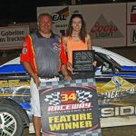 Smith Ends Three Year Win Less Streak With Win at 34 Raceway