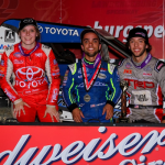 RICO REIGNS SUPREME IN KUNZ/CURB-AGAJANIAN SWEEP AT THE BURG