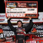 Bobby Pierce wins at Kankakee