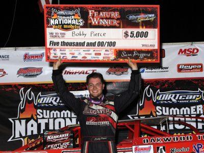 Bobby Pierce wins at Kankakee