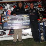 Babb dominates FALS in 92nd UMP tour victory