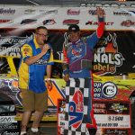 Billy Moyer Wins at Sycamore Speedway