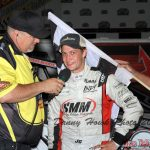 Justin Grant Cashes $5,000 in USAC's Return to Knoxville!