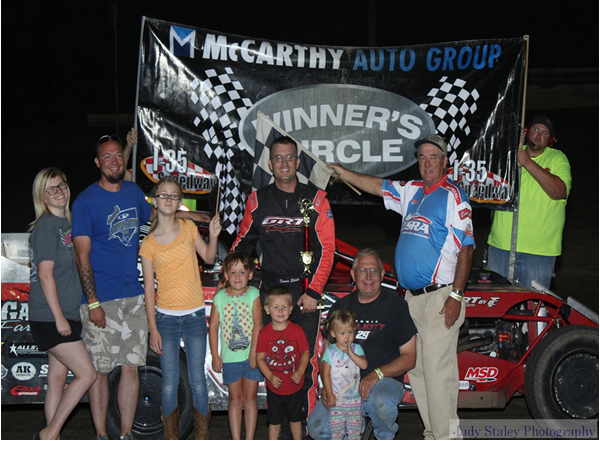 Deery Brothers Iowa City >> Malvern Bank Night was Full of Great Racing at I-35 ...