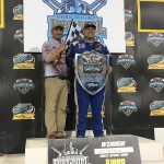 Abelson and VanDerWal win Dynamic Drivelines Dirt Duel IMCA Modified Event!