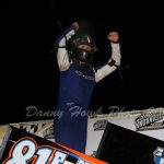 Ian Madsen Holds Off Brother Kerry to Win $4,000 at Knoxville!