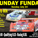 $2,000 To Win Late Models Highlight Sunday Special Event