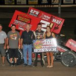 Blurton Bags DCRP Driver Appreciation Night Win; Petersilie, Kenny, Munoz & Sellard Score as Well
