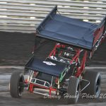 Ian Madsen Scores Fourth of Season at Knoxville!