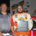 Stewart and Huls Score First Wins of the Season at 34 Raceway
