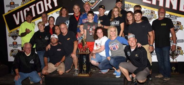 Clint Garner Finally on Top at Knoxville 360 Nationals!