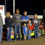 Woodworth, LaVeine, Oliver Jr., Dunker, and Reu Crowned Track Champions at the Pepsi Lee County Speedway