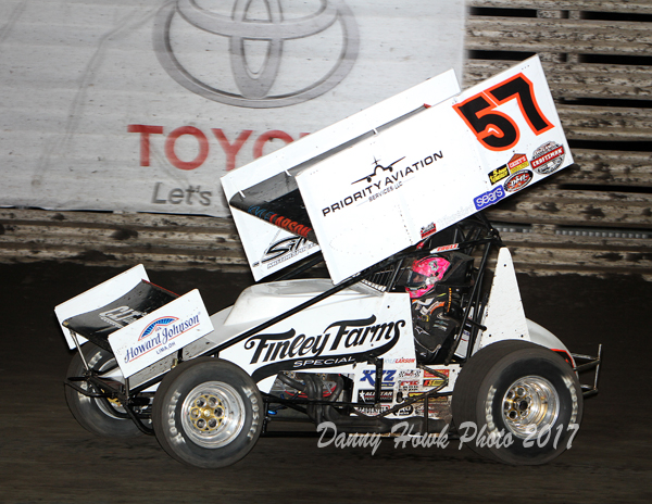 Deery Brothers Iowa City >> Kyle Larson Races to Brandt Professional Agriculture Night ...