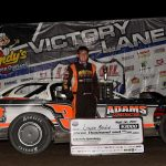Martin notches first MLRA win at Lakeside Speedway