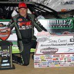 Owens Wins Tribute to Steve Barnett at Brownstown