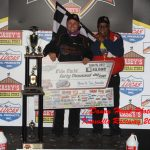 Mike Marlar Repeats as Lucas Oil Knoxville Late Model Nationals Champion!