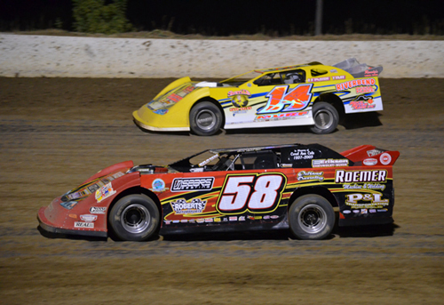 Roberts memorial deery checkers fly again for guss for Murphy motors lincoln nebraska