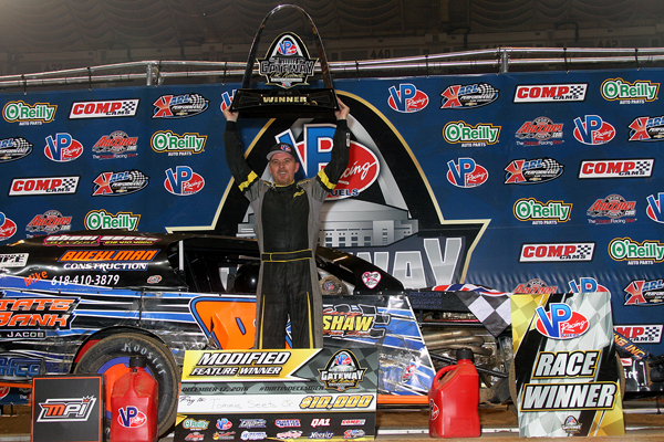 Deery Brothers Iowa City >> Tommie Seets Jr tops the 2016 Gateway Dirt Nationals ...